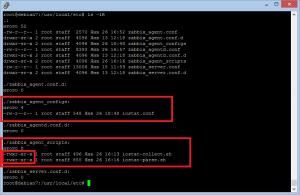 zabbix disk monitoring 01