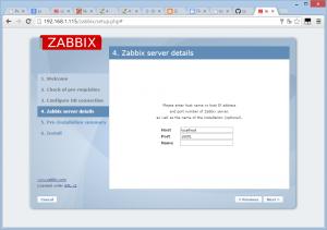 zabbix install 07