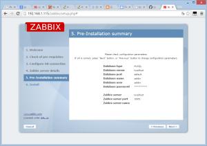 zabbix install 08