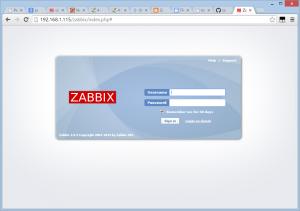 zabbix install 10
