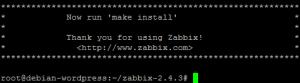 zabbix agent install 01