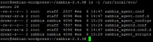 zabbix agent install 02