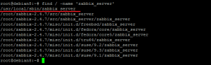 запуск ZABBIX через SystemD 01
