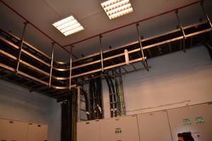 КОМПЛИТ - потолок электрощитовой