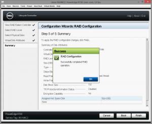 Dell PERC H730 configuring 11