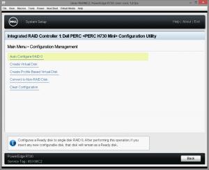 Dell PERC H730 configuring 15