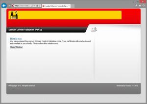 iis certificate renewing 07
