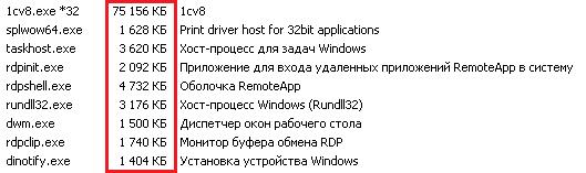терминальный сервер 1с remoteapp 02