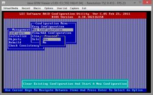RAID на Supermicro X9SCL-F 03