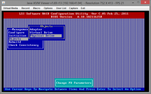 Замена диска RAID на Supermicro X9SCL-F 03