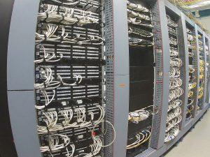 Миран 1 - коммутационные шкафы