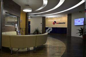 linx-datacenter - ресепшн