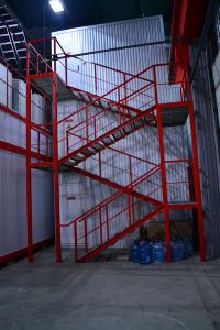 Миран 2 - служебные помещения