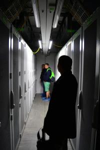 Миран 2 - холодный коридор 1 модуля