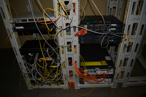 Дата-центр IMAQLIQ - провайдерское оборудование