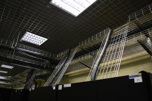 Дата-центр IMAQLIQ - вводы к электрическим шкафам