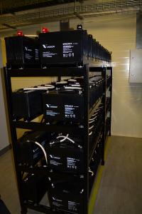 Дата-центр IMAQLIQ - черные аккумуляторы