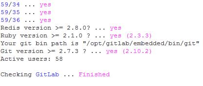 Восстановление GitLab из резервной копии 03